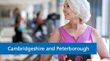 Cambridgeshire and Peterborough Diabetes Prevention Programme
