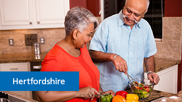 Hertfordshire Diabetes Prevention Programme