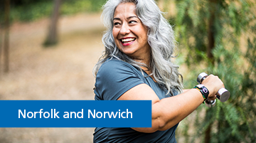 Norfolk and Norwich Diabetes Prevention Programme